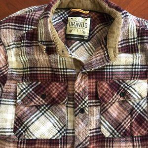 dravus Shirts - Dravus plaid long sleeve button down